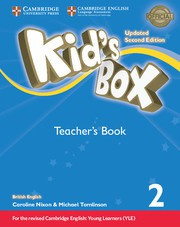 Kid's Box Updated Second edition Level2 Teacher's Book