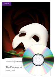 The Phantom of the Opera Book & CD Pack