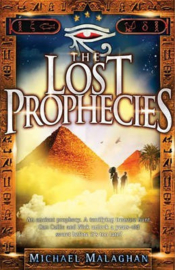 The Lost Prophecies (Michael Malaghan) Paperback / softback