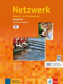 Netzwerk B1 Studentenboek met DVD en 2 Audio-CDs