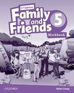 Family And Friends Level 5 Workbook