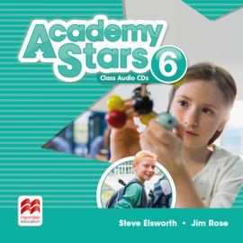 Academy Stars Level 6 Audio CD