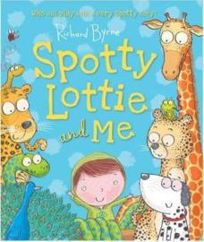 Spotty Lottie and Me (Richard Byrne) Paperback / softback
