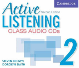 Active Listening 2 Class Audio CDs