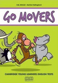 Go Movers Class Cd Revised 2018