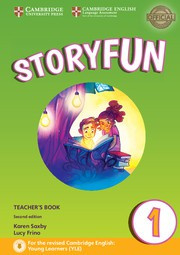 Storyfun for Starters, Movers and Flyers Second edition 1 Teacher's Book with Audio