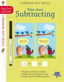 Wipe-clean subtracting 5-6