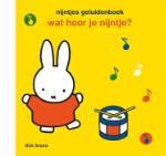 nijntjes geluidenboek (Dick Bruna) (Hardback)