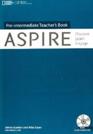 Aspire Pre-intermediate Teacher's Book+audio Cd