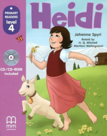 Heidi Students Book (without Cd-rom)