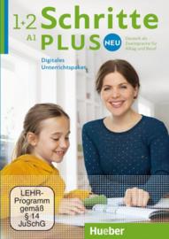 Schritte plus Neu 1+2 Digitaal Onderwijspakket