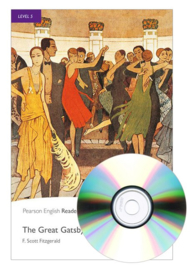 The Great Gatsby Book & CD Pack