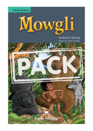 Mowgli Set With Cd's