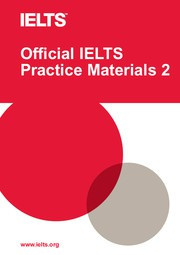 Official IELTS Practice Materials 2 Paperback with DVD