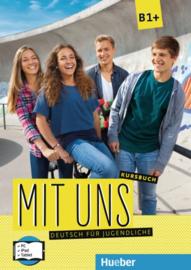 Mit uns B1+ – Interactief Digitaal Studentenboek