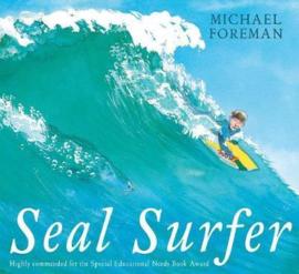 Seal Surfer (Michael Foreman) Paperback / softback
