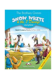 Snow White & The 7 Dwarfs Teacher's Edition With Cross-platform Application