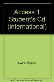 Access 1 Student's Cd (international)