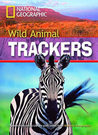 Footprint Reading Library 1000: Wild Animal Trackers Book With Multi-rom (x1)