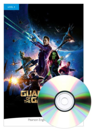 Marvel's The Guardians of the Galaxy Vol.1 Book & CD Pack