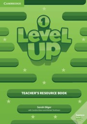 Level Up Level1 Teacher's Resource Book with Online Audio