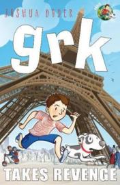 Grk Takes Revenge (Josh Lacey) Paperback / softback