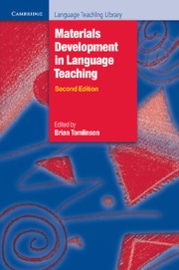 Materials Development in Language Teaching Second edition Paperback