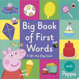 Peppa Pig: Peppa's First 100 Words (Lift The Flap)