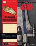 A-wing Deluxe Boek met houtmodel (Star Wars)