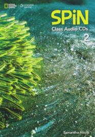Spin 2 Class Audio Cds