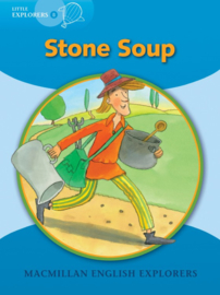 Little Explorers B -  Stone Soup  Big Book