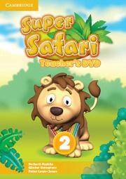 Super Safari British English Level2 Teacher's DVD