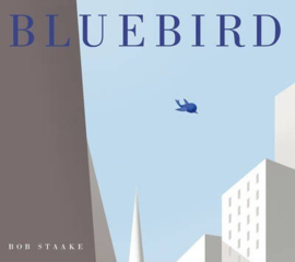 Bluebird (Bob Staake) Paperback / softback