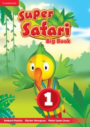 Super Safari British English Level1 Big Book