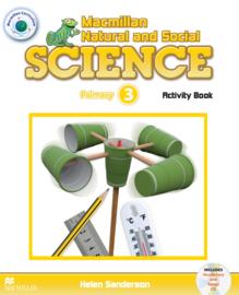 Macmillan Natural and Social Science Level 3 Activity Book Pack