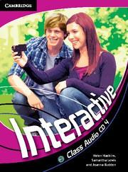 Interactive Level4 Class Audio CDs (3)