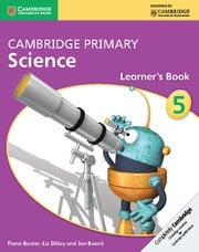 Cambridge Primary Science Stage5 Learner's Book