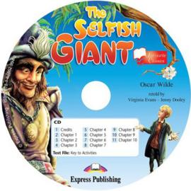 The Selfish Giant Audio Cd