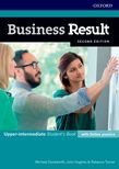 Business Result Upper-intermediate Student's Book With Online Practice
