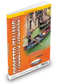 Nuovo Progetto italiano 2 WB + 2 Audio CD