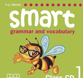 Smart Grammar And Vocabulary 1 Class Cd