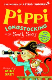 Pippi Longstocking in the South Seas (The World of Astrid Lindgren) Astrid Lindgren, Mini Grey)