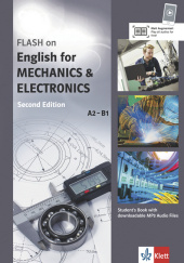 Flash on English for Mechanics & Electronics, Student's Book with downloadable MP3 Audio Files