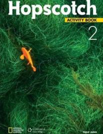 Hopscotch Level 2 Activity Book + Audio Cd