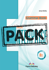 New Enterprise B2 - Grammar Book (with Digibooks App)