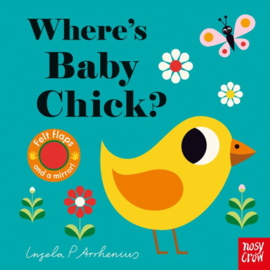 Where's Baby Chick? (Novelty Book)