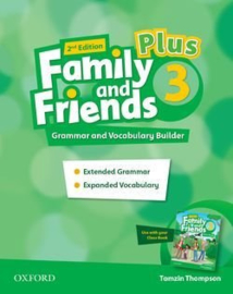 Family & Friends 2e Plus 3 Builder Book