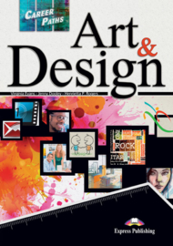 Career Paths Art & Design Student's Pack
