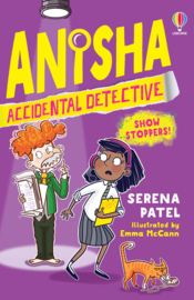 Anisha, Accidental Detective: Show Stoppers