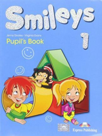 Smiles 1 Pupil's Book (international)